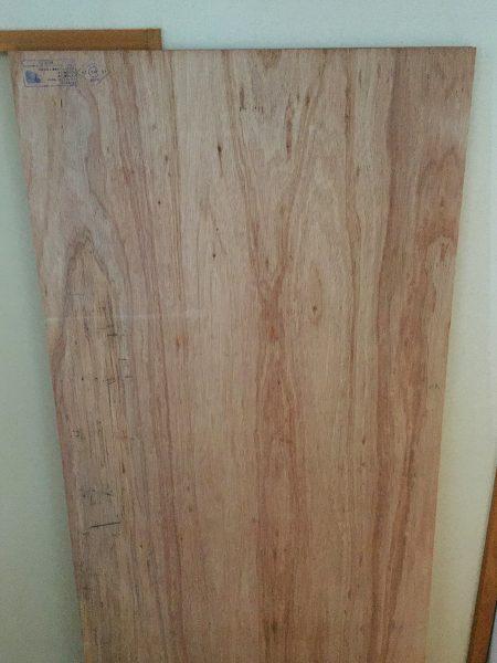和室の押入れDIYで戸を自作するベニヤ