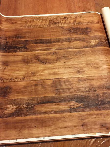 賃貸の和室の押入れの襖を自作して壁紙(ルノン RF-3503)