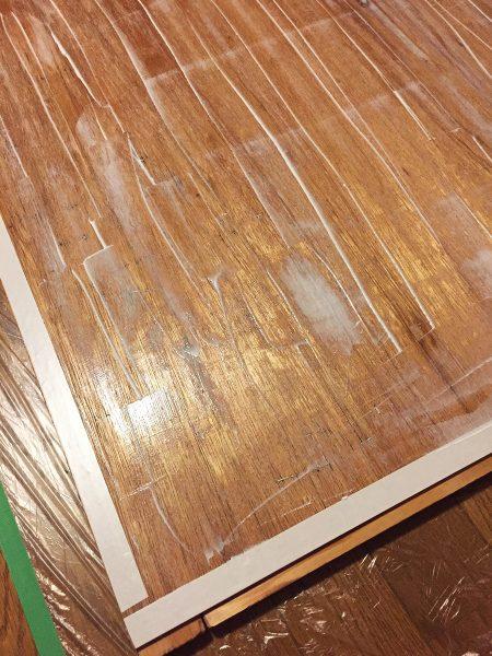和室押入れの襖を洋風化DIYする壁紙