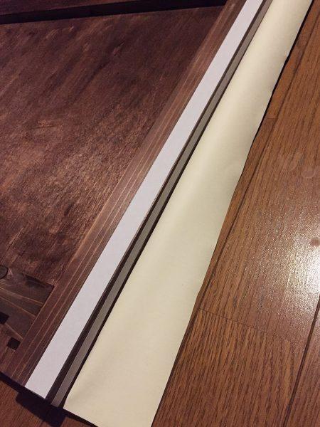 和室を壁紙で洋風化