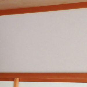 賃貸の和室に壁紙を貼る