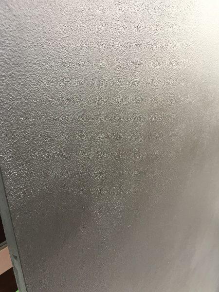 黒板塗料を塗った直後