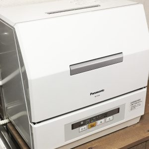 パナソニックの食洗機を自分で設置