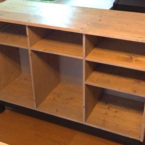 ゴミ箱付きキッチン収納を作る(3)